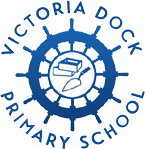 Victoria Dock Primary School Logo